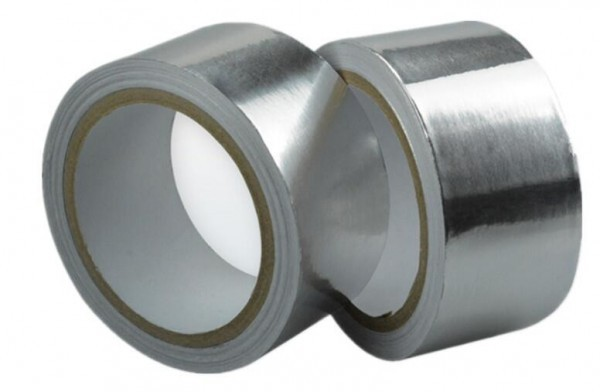 1.0mm厚铝箔丁基胶带