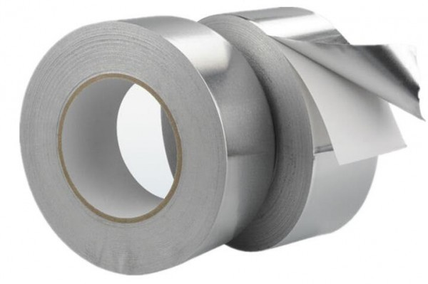 1.1mm厚铝箔丁基胶带